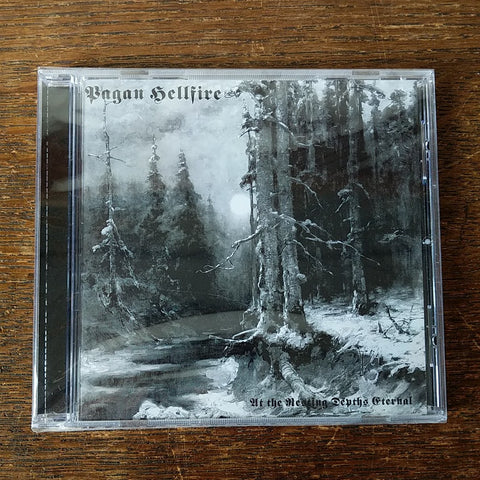 "PAGAN HELLFIRE ""At the Resting Depths Eternal"" CD"