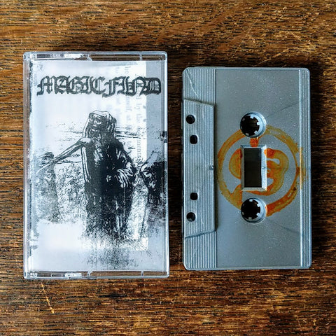 "MAGIC FIND ""Seeping Auras"" Cassette Tape"