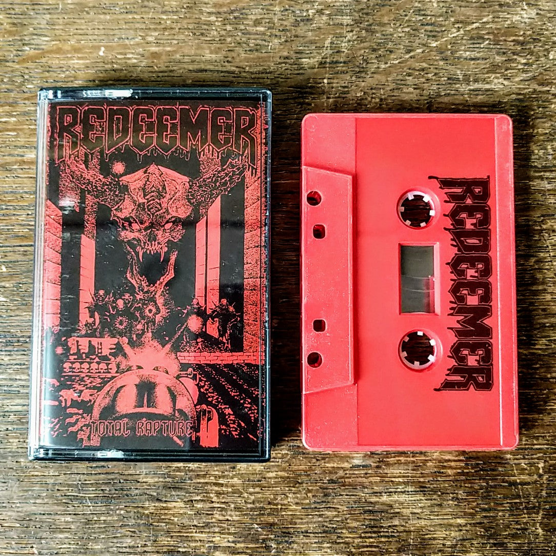 "[SOLD OUT] REDEEMER ""Total Rapture"" Cassette Tape"