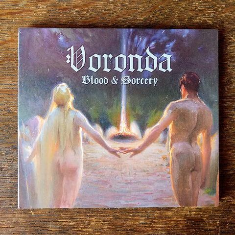 "VORONDA ""Blood & Sorcery / Reclaiming the Sign"" CD"