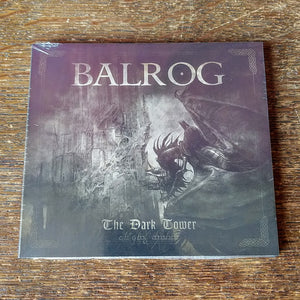 "BALROG ""The Dark Tower"" CD"