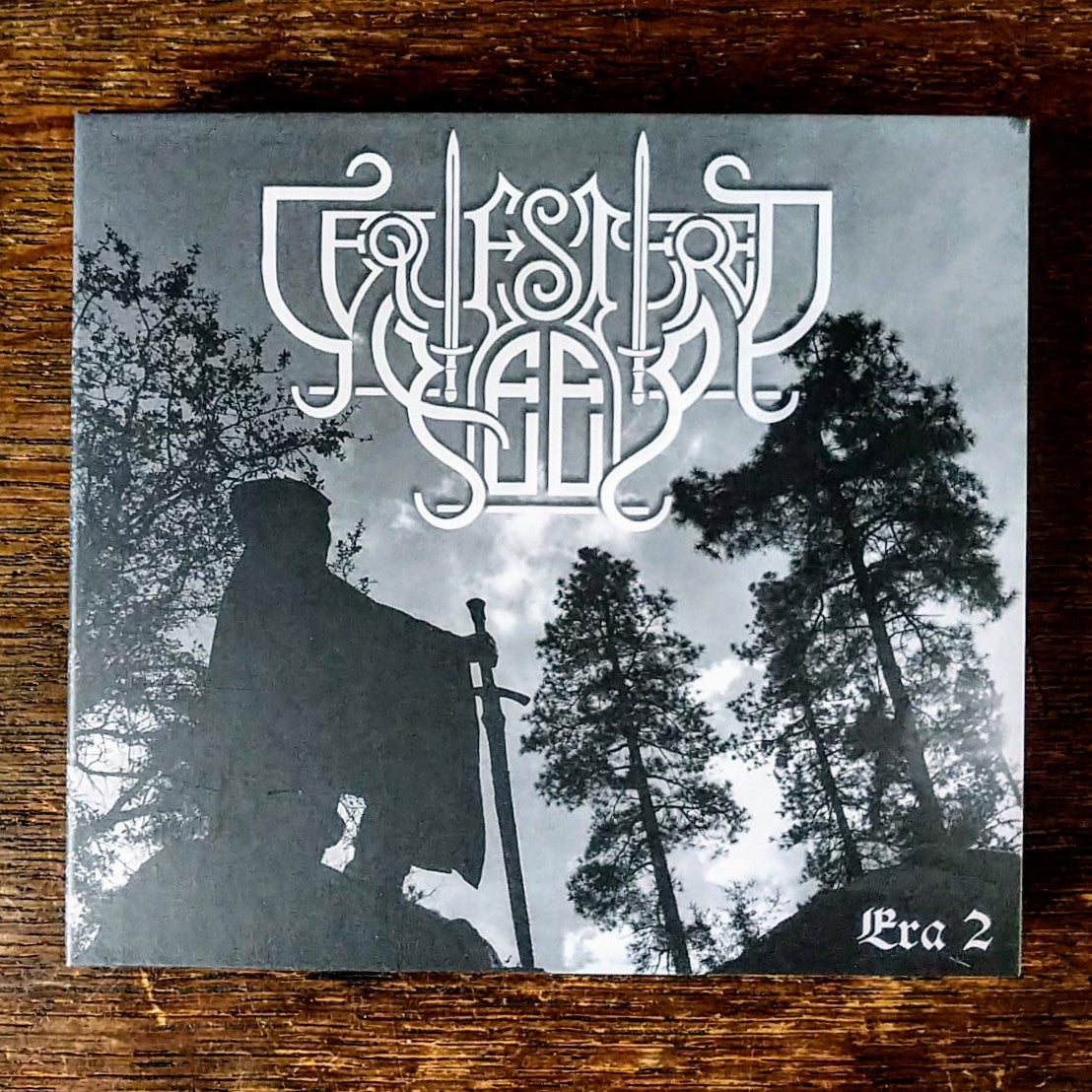 "SEQUESTERED KEEP ""Era 2"" 3xCD"