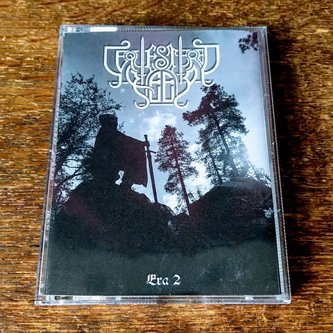 "SEQUESTERED KEEP ""Era 2"" 2xCassette Tape"