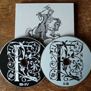 "FIEF ""I-IV"" 2xCD (Third edition)"