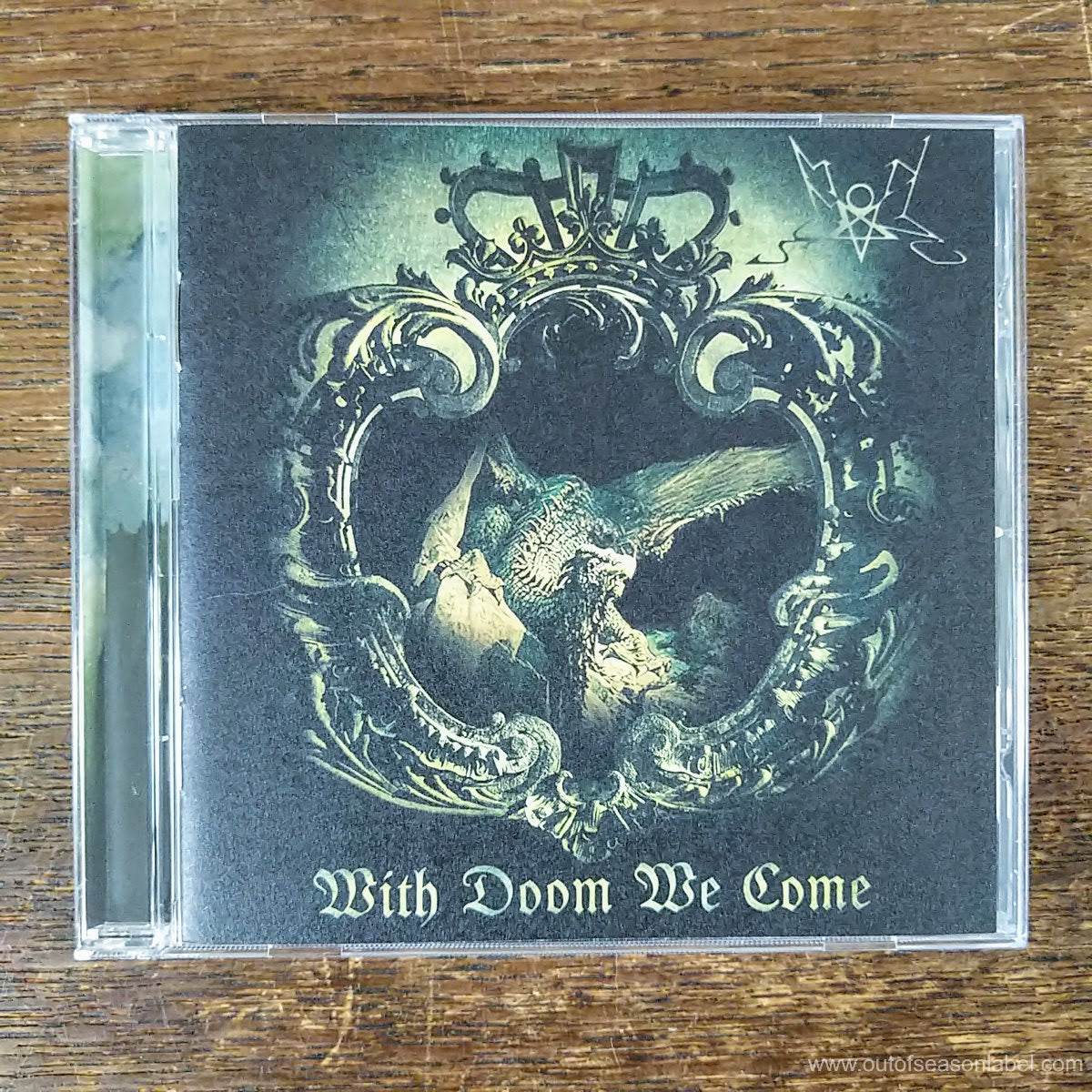 "SUMMONING ""With Doom We Come"" CD"