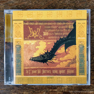 "SUMMONING ""Let Mortal Heroes Sing Your Fame"" CD"