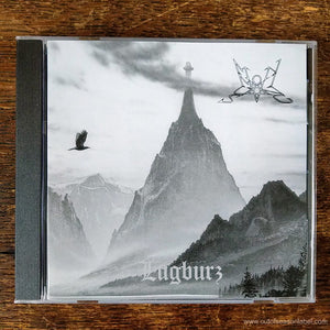 "SUMMONING ""Lugburz"" CD"