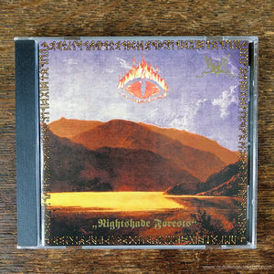 "SUMMONING ""Nightshade Forests"" CD"