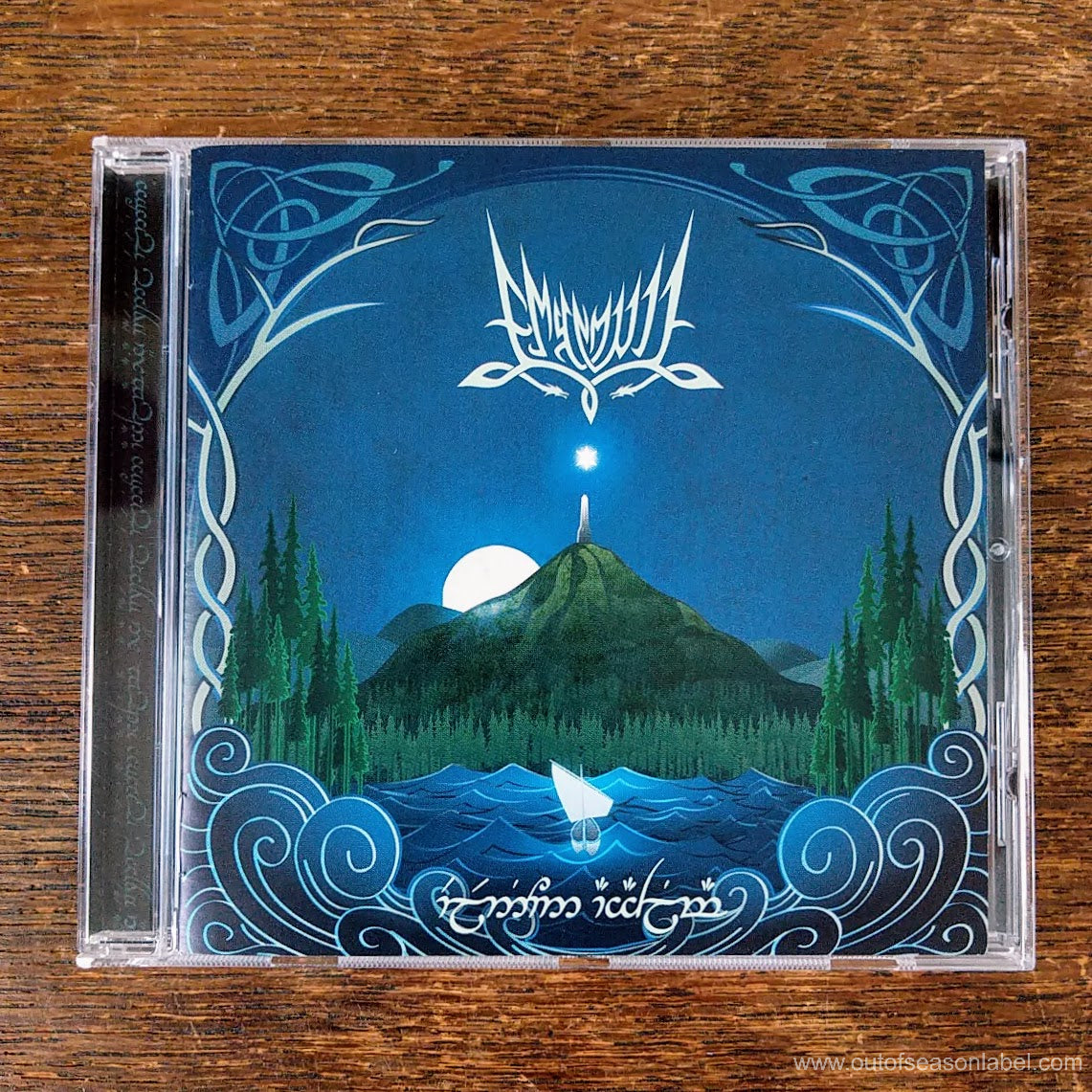 "[SOLD OUT] EMYN MUIL ""Elenion Ancalima"" CD"