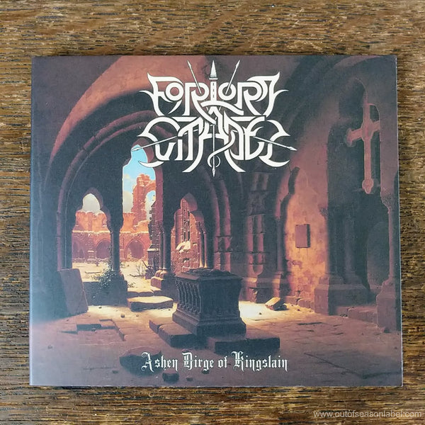 "[SOLD OUT] FORLORN CITADEL ""Ashen Dirge... CD"