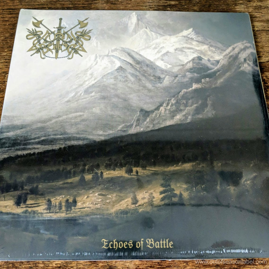 "[SOLD OUT] CALADAN BROOD ""Echoes of Battle"" Vinyl 2xLP (Color)"