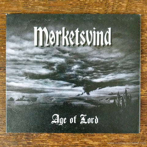 "MORKETSVIND ""Age of Lord"" CD"