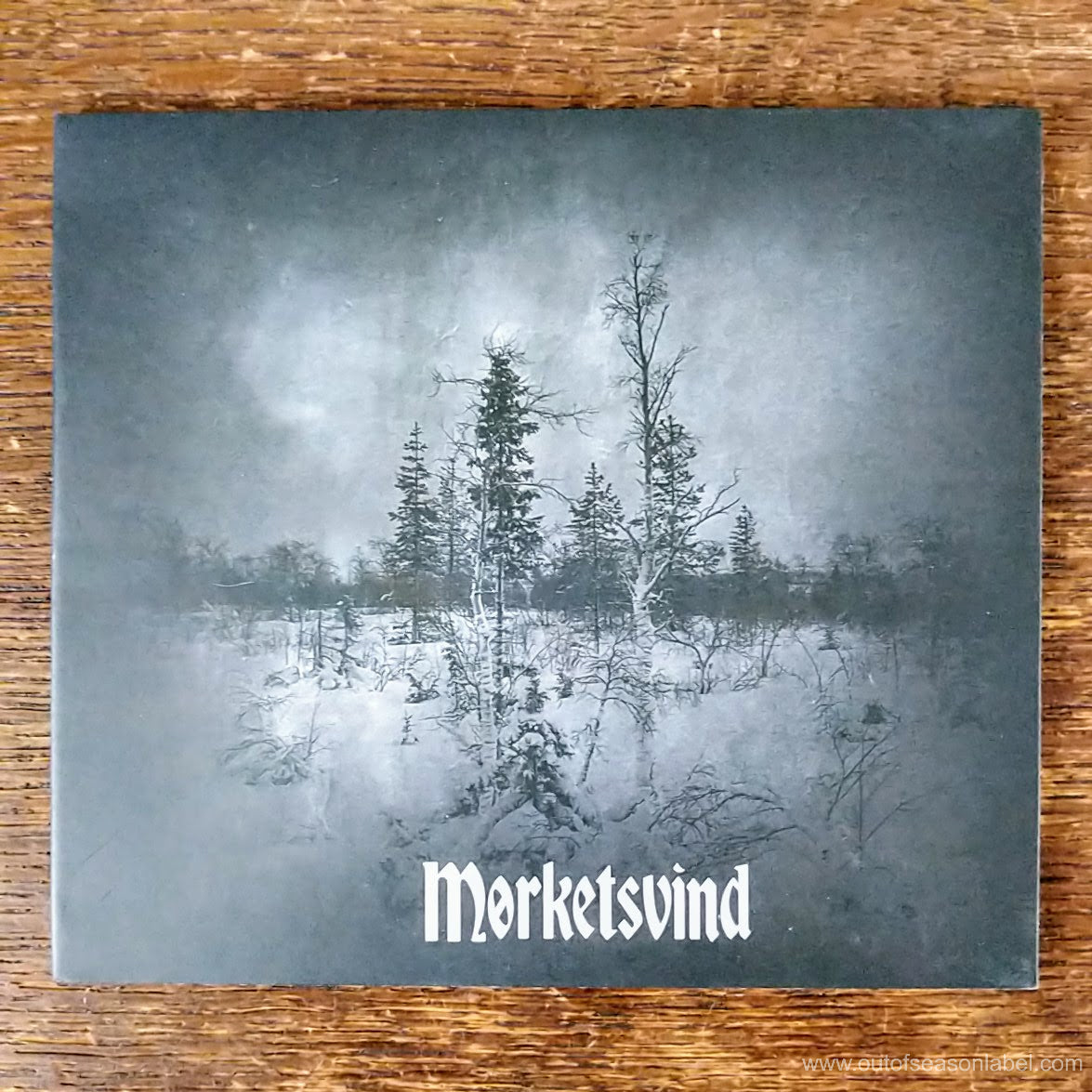 "MORKETSVIND ""Morketsvind"" CD"