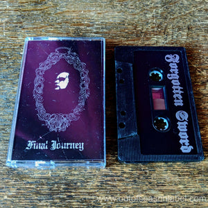 "[SOLD OUT] FORGOTTEN SWORD ""Final Journey"" Cassette Tape"