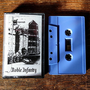"[SOLD OUT] SIEGECRAFT ""Noble Infantry"" Cassette Tape"