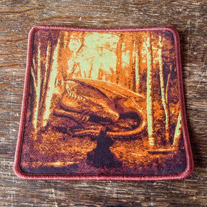 "FIEF ""V Dragon"" Patch"