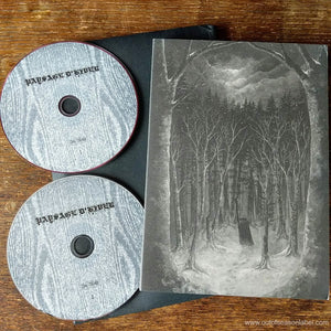 "PAYSAGE D'HIVER ""Im Wald"" 2xCD Digibook"