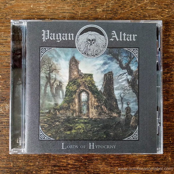 "PAGAN ALTAR ""Lords of Hypocrisy"" CD"