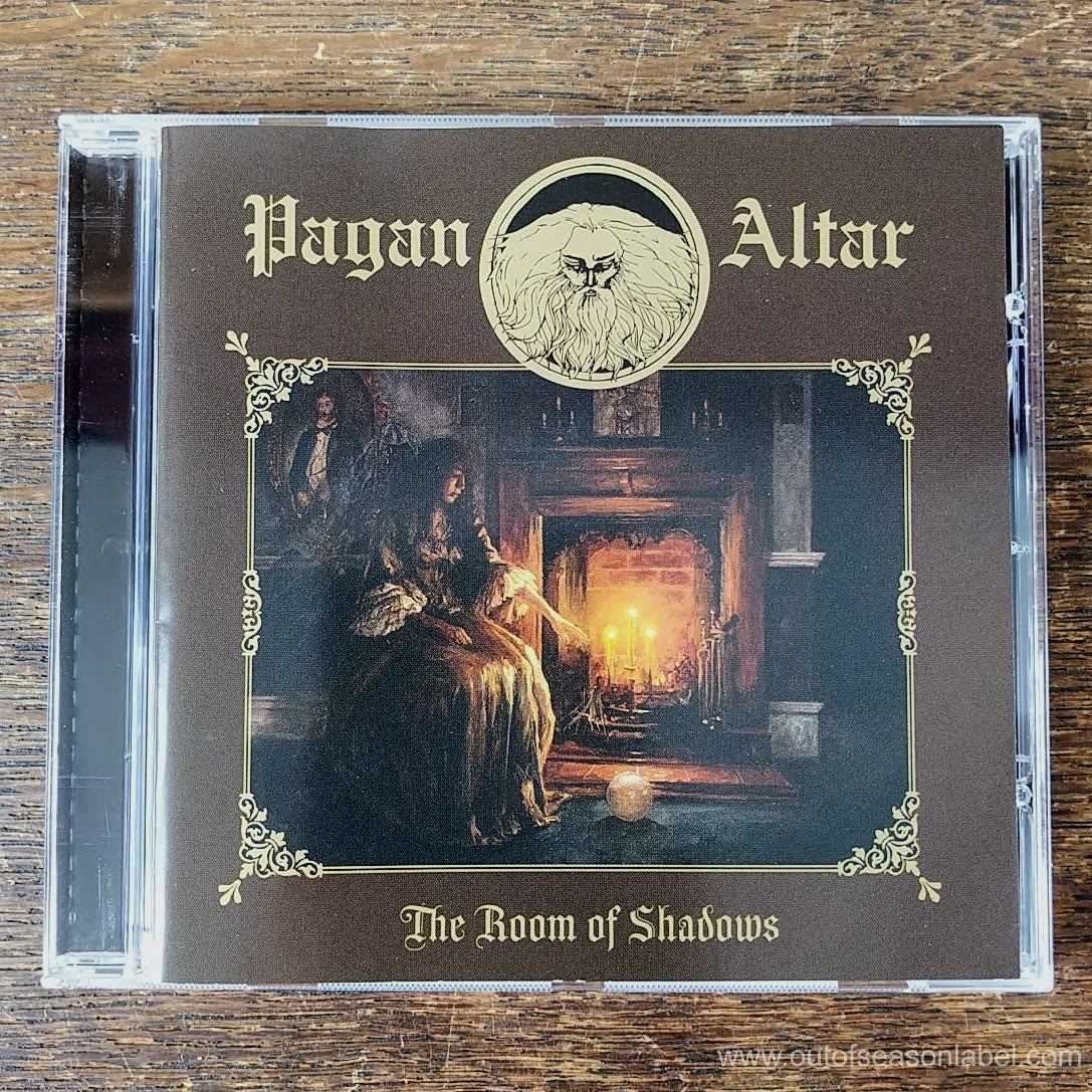 "PAGAN ALTAR ""The Room of Shadows"" CD"