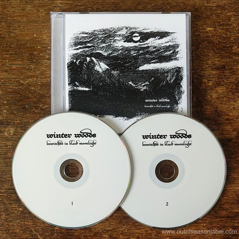 "WINTER WOODS ""Bewitched in Black Moonlight"" 2xCD"
