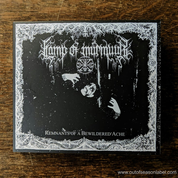 "[SOLD OUT] LAMP OF MURMUUR ""Remnants Of Bewildered Ache"" 2xCD"