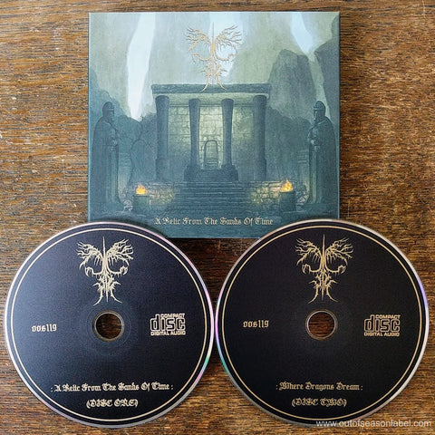 ANCIENT BOREAL FOREST Deluxe 2xCD