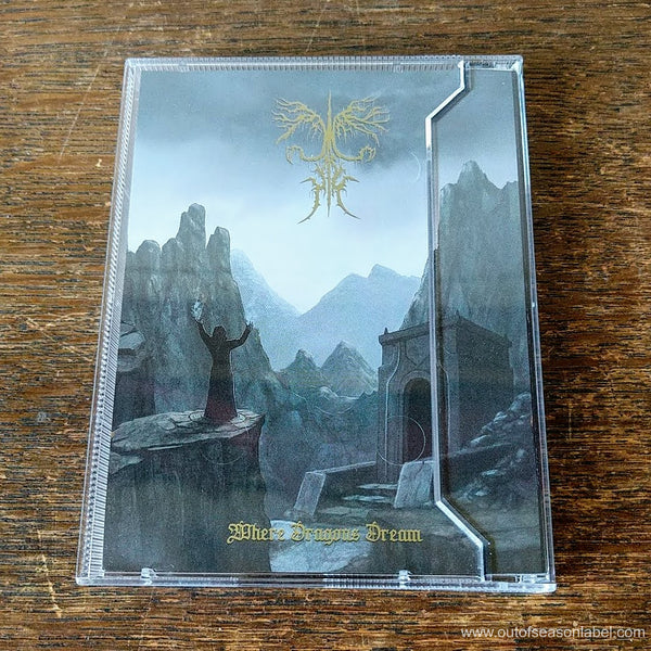 ANCIENT BOREAL FOREST Deluxe 2xCassette Tape