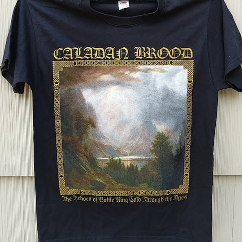 "CALADAN BROOD ""Echoes of Battle"" T-Shirt"
