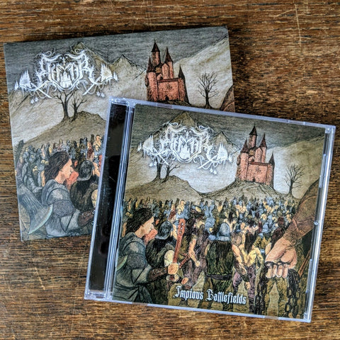 "ELFFOR ""Impious Battlefields"" CD w/ Slipcase"