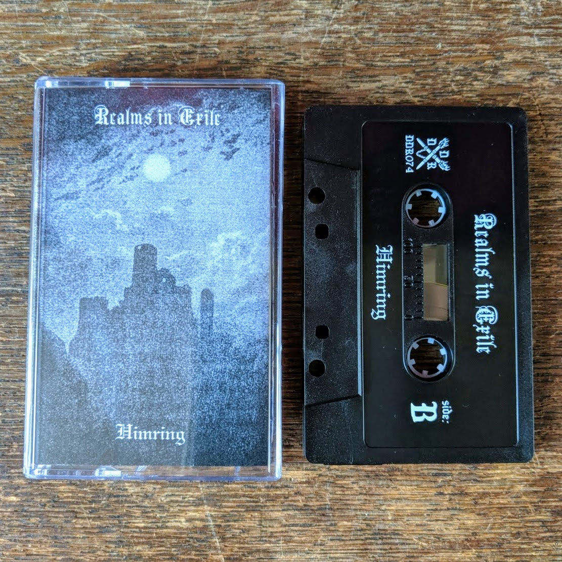 "REALMS IN EXILE ""Himring"" Cassette Tape"