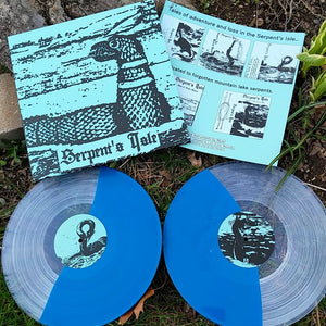 "SERPENT'S ISLE ""Serpent's Isle"" Vinyl 2xLP (Color)"