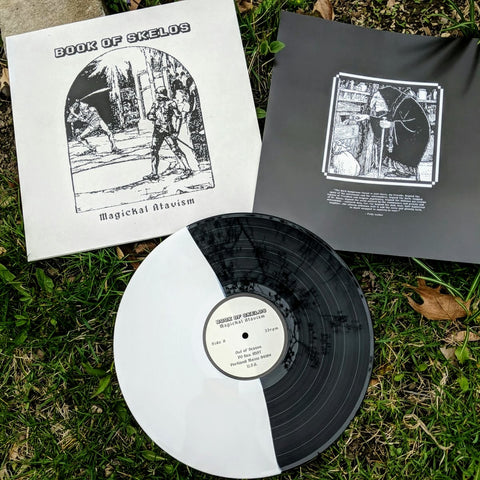 "BOOK OF SKELOS ""Magickal Atavism"" Vinyl LP (Color)"