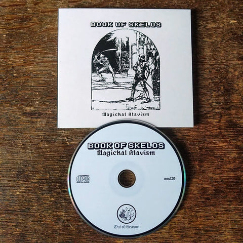 "BOOK OF SKELOS ""Magickal Atavism"" CD"