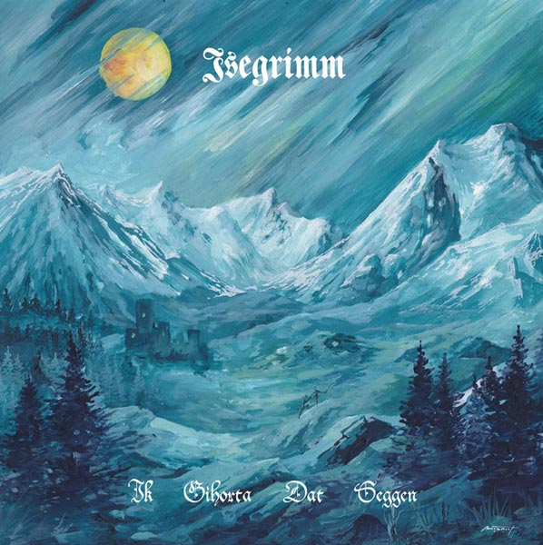 "[SOLD OUT] ISEGRIMM ""Ik Gihorta Dat Seggen"" CD"