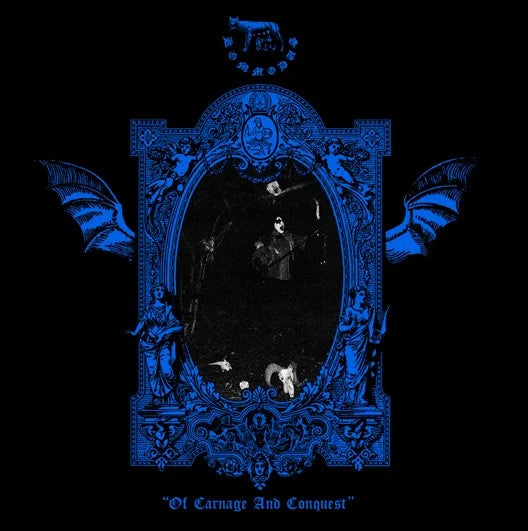 "[SOLD OUT] KOMMODUS ""Of Carnage and Conquest I"" CD"