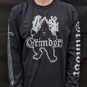 "GRIMDOR ""4-Sided"" Longsleeve"