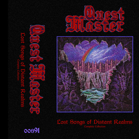 "QUEST MASTER ""Lost Songs of Distant Realms - Complete Collection"" 2xPro-Tape"