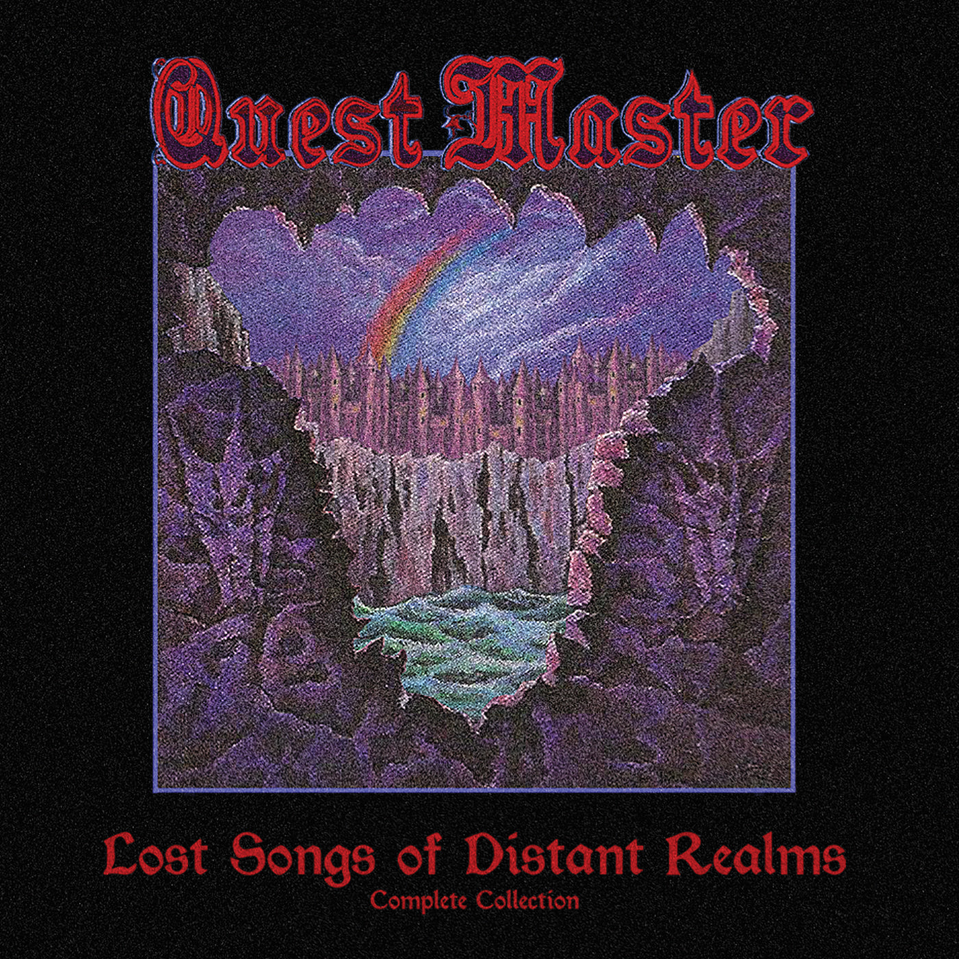 "QUEST MASTER ""Lost Songs of Distant Realms"" 2xCD (2nd edition)"