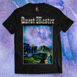 "[SOLD OUT] QUEST MASTER ""The Twelve Castles"" T-Shirt"