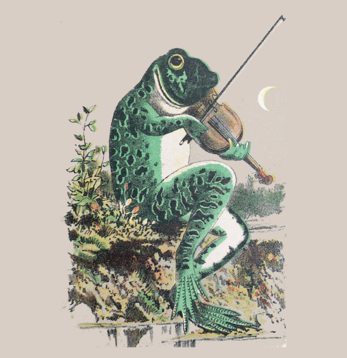 "[SOLD OUT] SHAKESPEAREAN FROG ""Shakesperean Frog"" Vinyl LP"