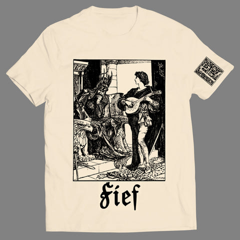 "FIEF  ""I+II"" T-Shirt (COMING SOON)"