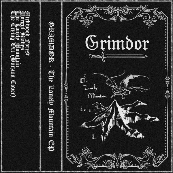 "GRIMDOR ""The Lonely Mountain"" Pro-Tape"