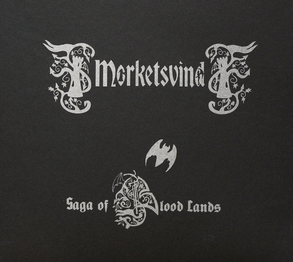 "MORKETSVIND ""Saga of Blood Lands"" CD"