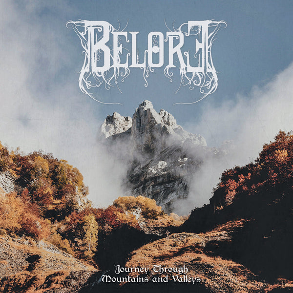 "BELORE ""Journey Through Mountains and Valleys"" CD"