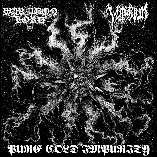 "WARMOON LORD / VULTYRIUM ""Pure Cold Impurity"" CD"