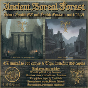 ANCIENT BOREAL FOREST Deluxe 2xTape [PREORDER]