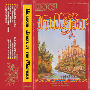 "HILLSFAR ""Jewel of the Moonsea"" Pro-Tape (2nd edition)"
