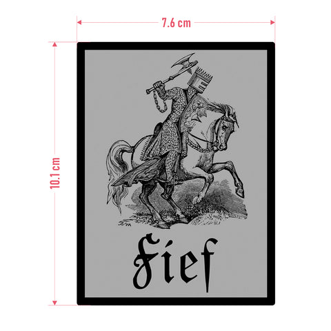 "Fief ""Knight"" Patch (PREORDER)"