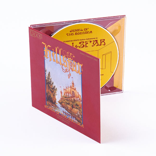 "HILLSFAR ""Jewel of the Moonsea"" CD"