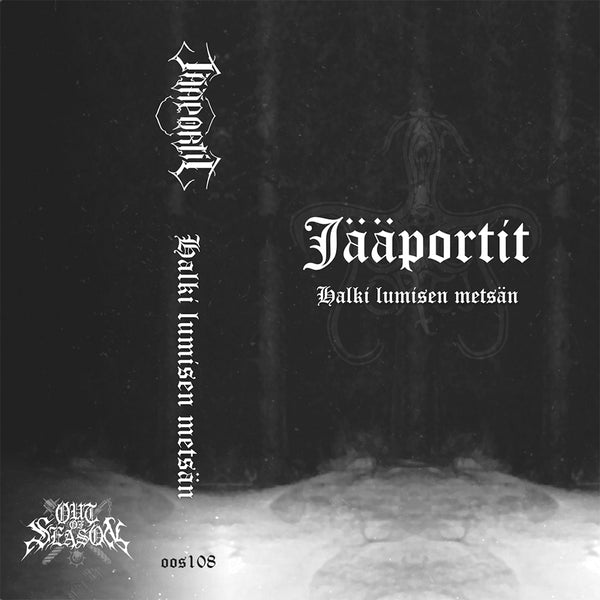 JÄÄPORTIT Deluxe 2-Tape Set w/ Patch and obi